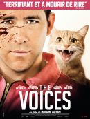 The Voices DVD et Blu-Ray
