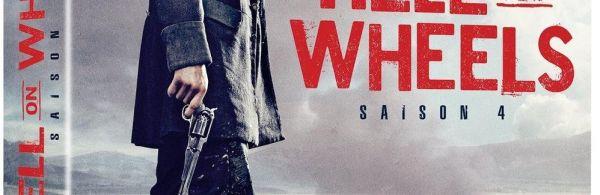 Hell On Wheels : L'Enfer De L'Ouest Saison 4