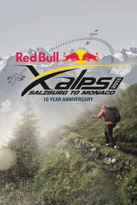 Jaquette dvd Red Bull X-Alps 2013: 10-Year Anniversary