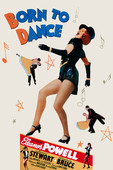 DVD L'amiral menela danse (Born to Dance)
