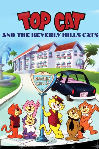 DVD Top Cat And The Beverly Hills Cats