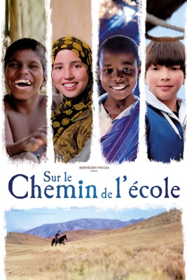 Jaquette dvd Sur Le Chemin De L'école