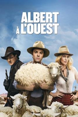 DVD Albert à l'ouest