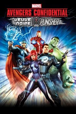 Avengers Confidential : La Veuve Noire Et Le Punisher en streaming ou téléchargement