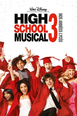 DVD High School Musical 3: Nos années lycée