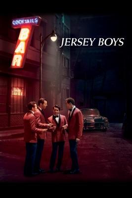 DVD Jersey Boys (2014)