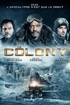 Achat DVD The Colony