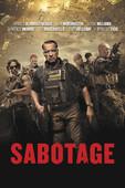 Jaquette dvd Sabotage