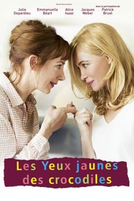 Jaquette dvd Les Yeux Jaunes Des Crocodiles