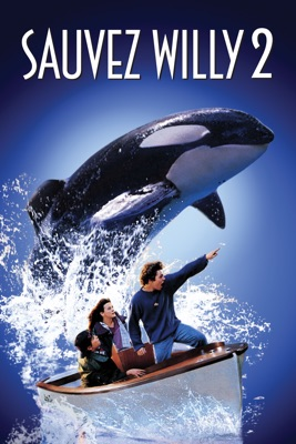 DVD Sauvez Willy 2