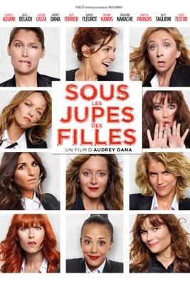 Jaquette dvd Sous Les Jupes Des Filles