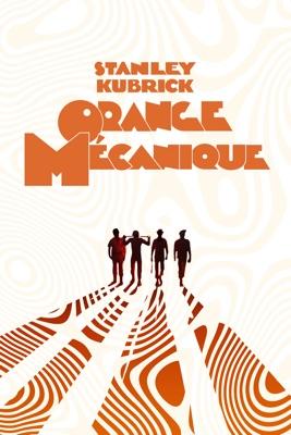 DVD Orange Mécanique