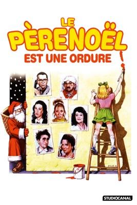 Jaquette dvd Le Père Noël Est Une Ordure ! (1982)