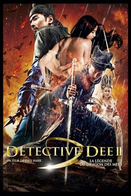 Télécharger Détective Dee 2 : La Légende Du Dragon Des Mers (VOST)