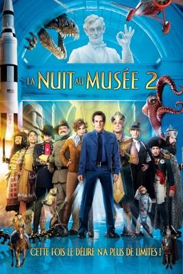 La Nuit Au Musée 2 en streaming ou téléchargement