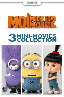 Télécharger Moi, Moche Et Méchant 2: 3 Mini-Movies Collection ou voir en streaming