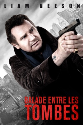 Jaquette dvd Balade entre les tombes