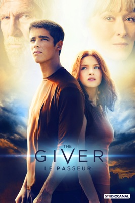 DVD The Giver: Le passeur