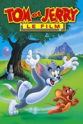 DVD Tom et Jerry: Le film