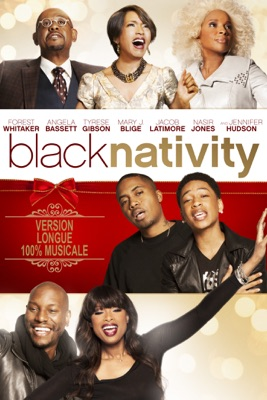 Jaquette dvd Black Nativity (Version longue 100% musicale)