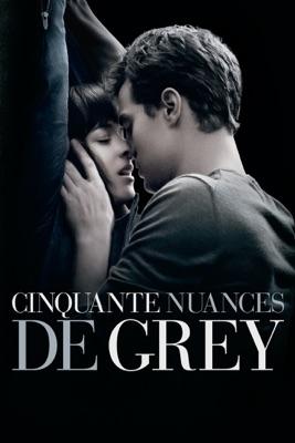 Jaquette dvd Cinquante Nuances De Grey