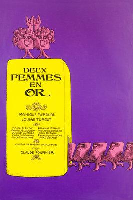 DVD Deux Femmes En Or