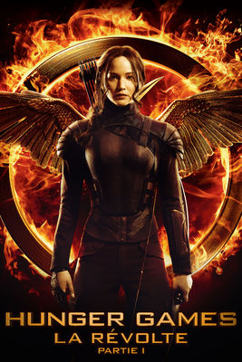 Jaquette dvd Hunger Games : La Révolte [partie 1]