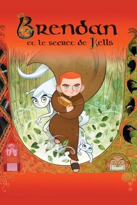 DVD Brendan et le secret de Kells