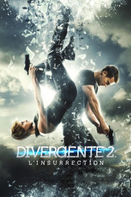DVD Divergente 2 : L'insurrection