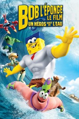 DVD Bob L'éponge - Le Film : Un Héros Sort De L'eau