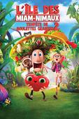 DVD L'île Des Miam-nimaux : Tempête De Boulettes Géantes 2