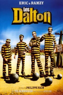 DVD Les Dalton