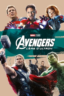 Avengers - L'Ere D'Ultron en streaming ou téléchargement