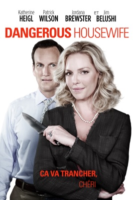 Jaquette dvd Dangerous Housewife