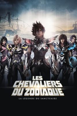 Télécharger Les Chevaliers Du Zodiaque : La Légende Du Sanctuaire (VF)