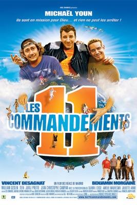 Télécharger Les 11 commandements