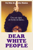 Jaquette dvd Dear White People