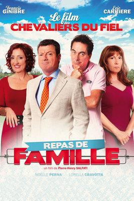 Jaquette dvd Repas De Famille