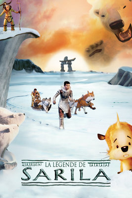 DVD La Légende De Sarila