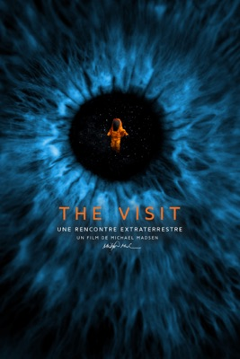 Jaquette dvd The Visit : Une Rencontre Extraterrestre