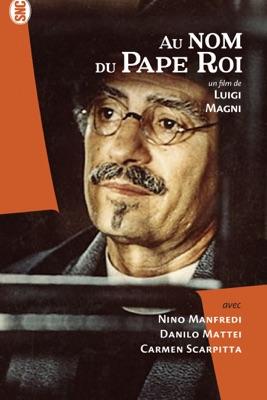 DVD Au Nom Du Pape Roi