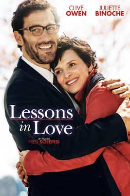 DVD Lessons In Love