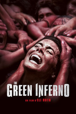 DVD The Green Inferno (VOST)