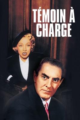 DVD Témoin à Charge
