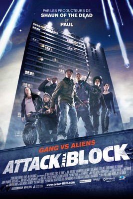 Télécharger Attack The Block ou voir en streaming