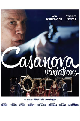 DVD Casanova Variations