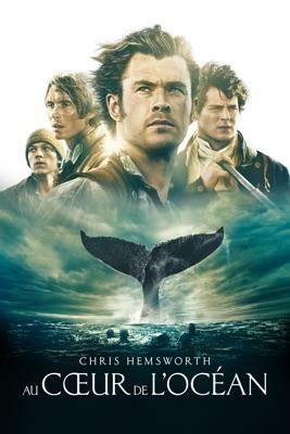 Jaquette dvd Au Coeur De L'océan