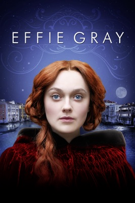 DVD Effie Gray