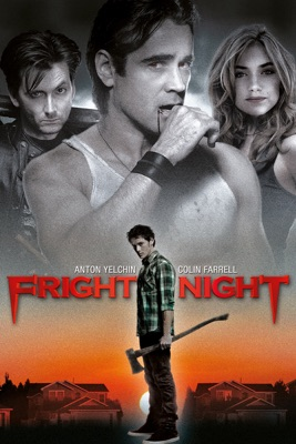 Jaquette dvd Fright Night