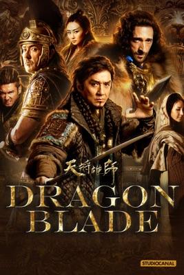 DVD Dragon Blade (2015)